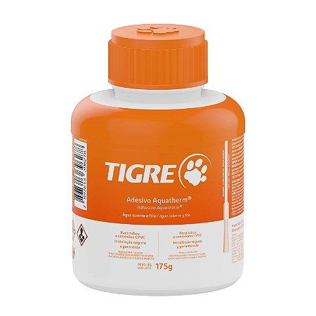 Adesivo Aquatherm Frasco Com Pincel 175g Tigre