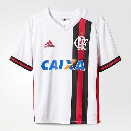 Camisa Flamengo Infantil adidas Uniforme 2 Original - Footlet 4fa56ae511653