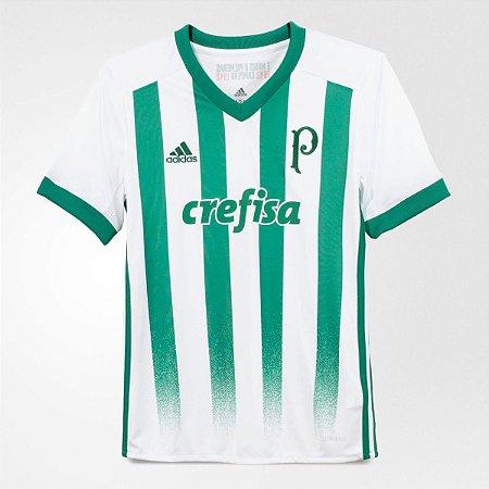 e482f55d595bc Camisa Infantil Palmeiras Adidas Uniforme 2 Original - Footlet
