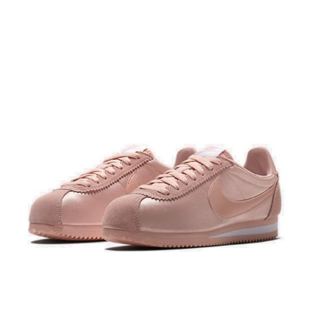 e859b38e26 Tênis Feminino Nike Classic Cortez Nylon Rosa Original - Footlet