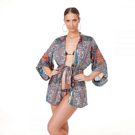 Kimono De Praia Moray