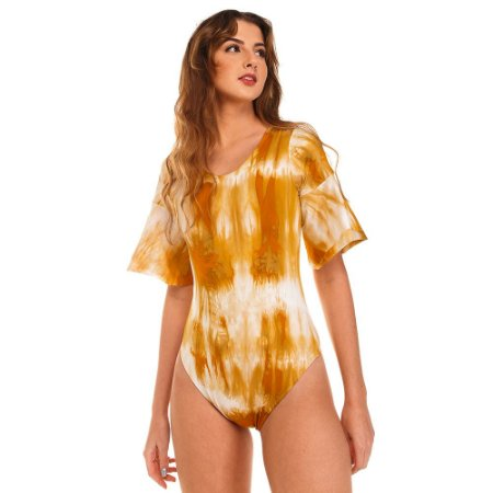 Body Tie Dye Sublimado - Silvia Schaefer