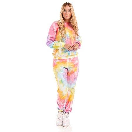 Conjunto Tie Dye Candy - Silvia Schaefer