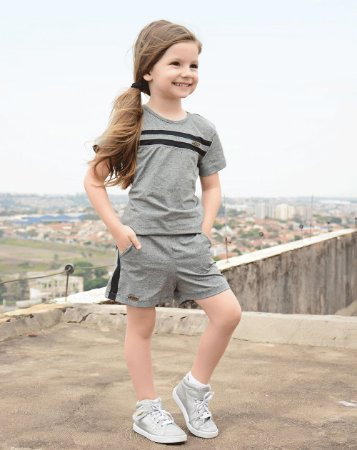 Conjunto Urban Infantil - Mescla