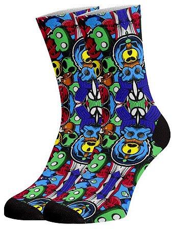 ET Street meias divertidas e coloridas