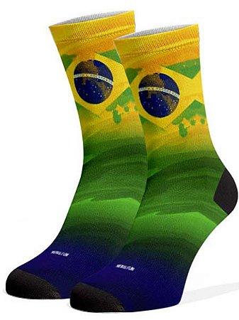 Meias Fun - Brasil