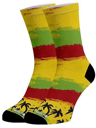 Meias Fun  - Jamaica