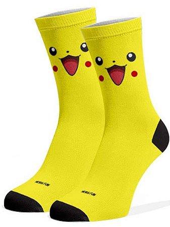 Meias Fun - Pikachu