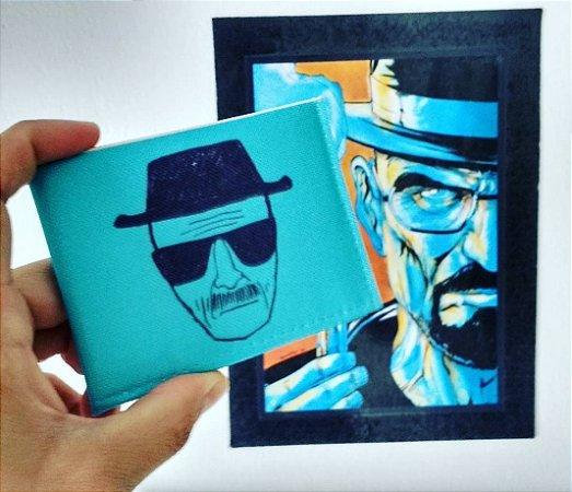 Carteiras Fun Heisenberg