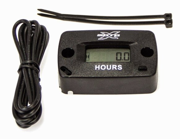 Horímetro Universal MOTO-X com Reset