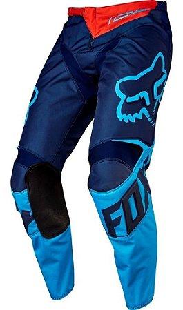 Calça Fox 180 Race - Azul