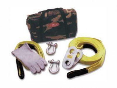 Kit de acessórios para guincho