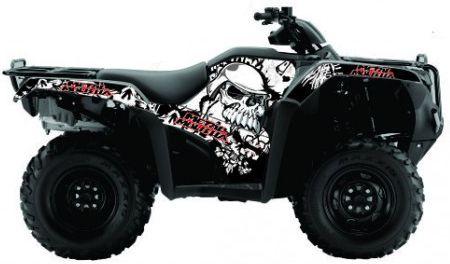 Kit Gráfico Honda Fourtrax 420 2014 até 2019- Skull