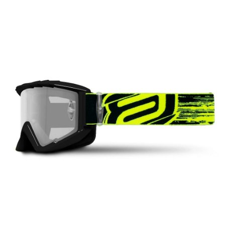 Óculos ASW A2 Brush - Fluor