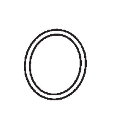 Anel Vedação 35,5x28 Cabeçote  Fourtrax 420 (2008 até 2019)