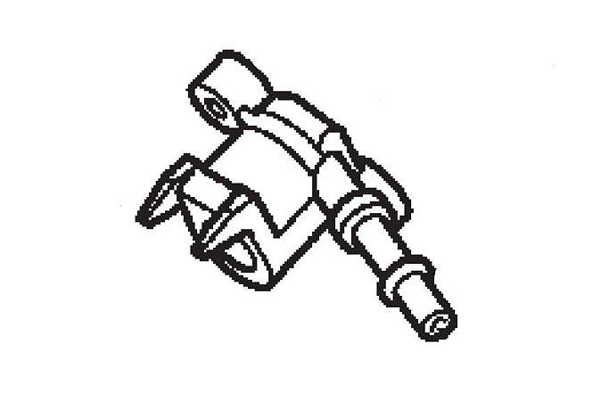 Junção Injetor Do Corpo Acelerador  Honda Fourtrax 420 (2014 até 2019)
