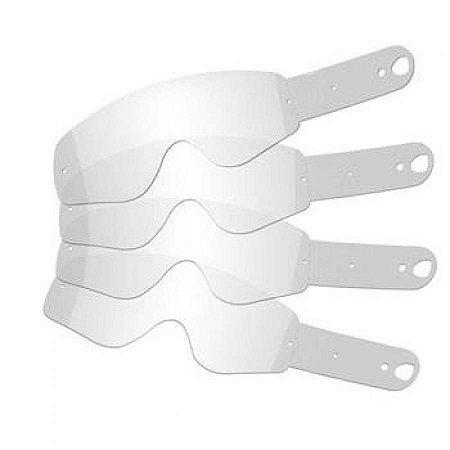 Kit Tear Off com 10 Lentes para Óculos ASW A1/A3