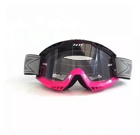 Óculos MX Ramp  X-11 - Rosa