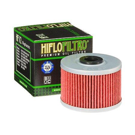Filtro de Óleo Quadriciclo Honda Fourtrax (2000 até 2019)  - HifloFiltro