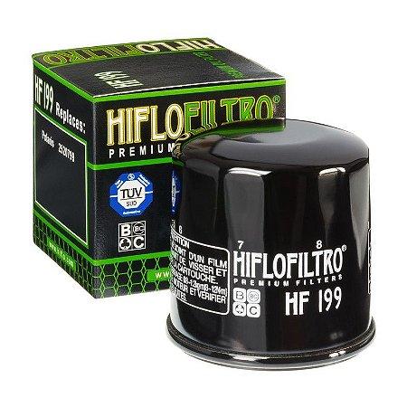 Filtro de Óleo HifloFiltro - Polaris (Vários Modelos) - HF199
