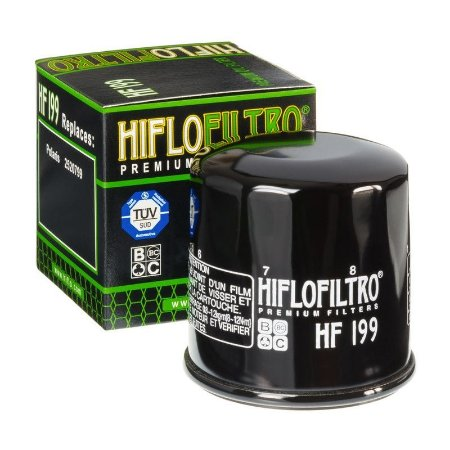 Filtro de Óleo Quadriciclo Polaris Sportsman 570/850/1000 (Vários Modelos) - HifloFiltro