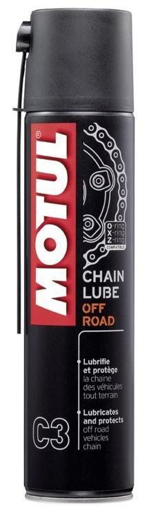 lubrificante de Corrente MOTUL (Chain Lube) para uso Off-Road