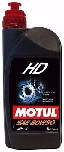 Óleo De Câmbio Diferencial para Honda Fourtrax 420 - Motul HD 80w90 1L