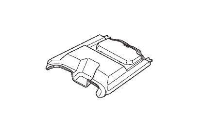 Tampa do Paralama Traseiro (Bateria) Honda Fourtrax 420 (2014 até 2017)