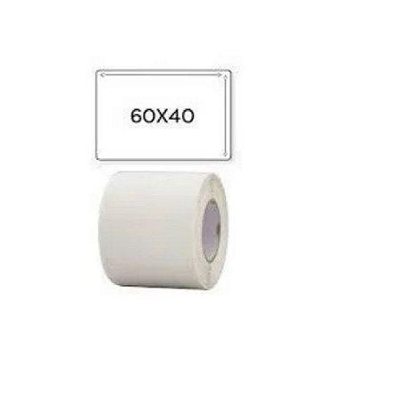 4 Rls. Etiquetas Térmica 60x40 Impressora Zebra Argox Outras