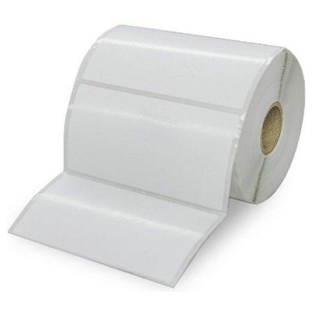 Etiqueta Adesiva BOPP 100x35 mm Branca 01 coluna