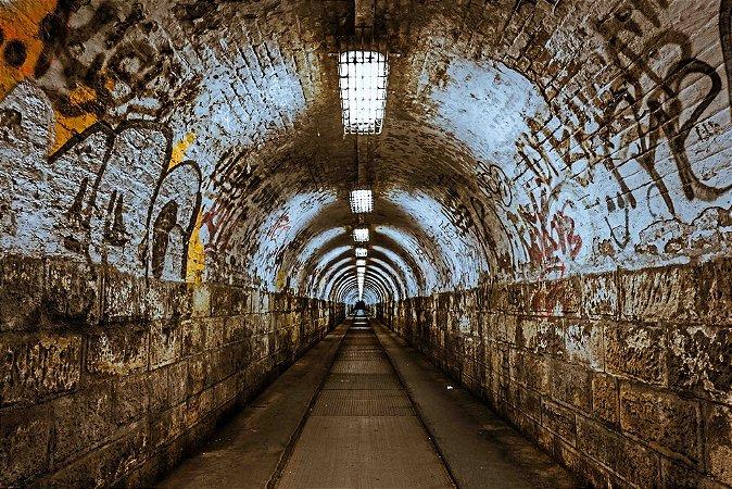 Fundo Fotografico - Tunel 2 (2 x 3 metros)