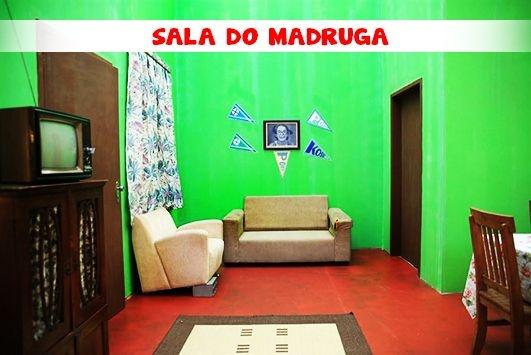 Fundo Fotografico - A Vila SALA DO MADRUGA (1,50 x 2,10 metros)