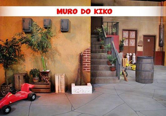 Fundo Fotografico - MURO DO KIKO (1,50 x 2,10 metros)