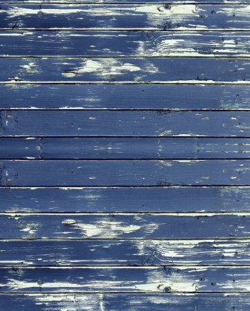 Fundo Fotografico - Madeira Azul FLEX (1,50 x 2,50 metros)