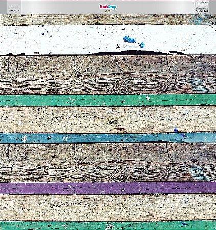 Fundo Fotografico - Madeira Velha 02 Flex (1,50 x 1,60 metros)