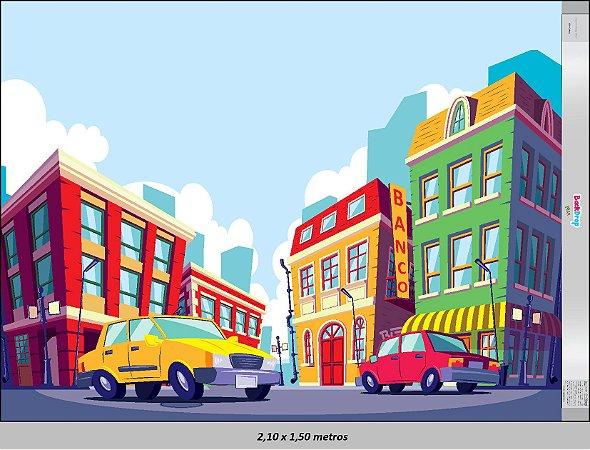 Fundo Fotografico - Mini Cidade ( 2 Formatos para escolher )