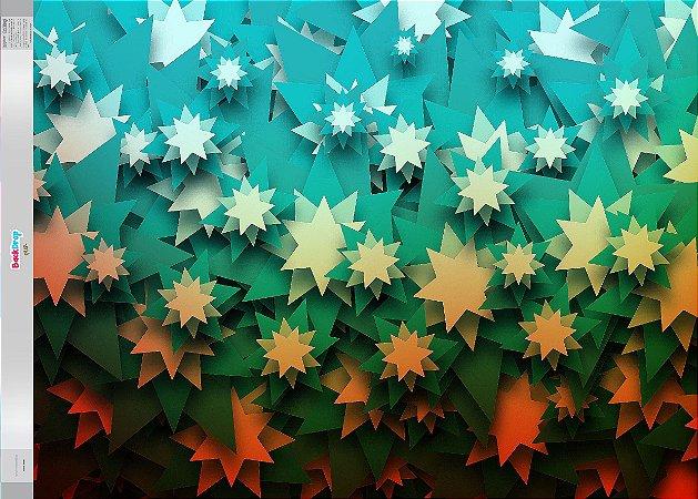 Fundo Fotografico - Natal Stars (2 medidas para escolher)