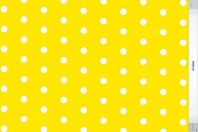 Poá Amarelo ( 1,40 x 2 metros)