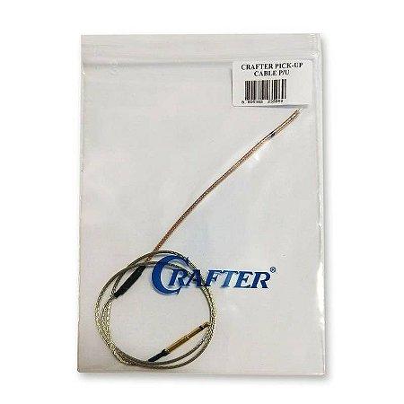 Captador de rastilho Crafter com plug