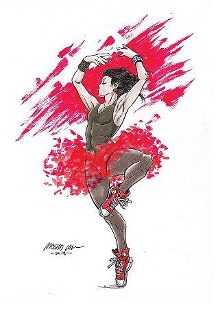 Bailarina All Star