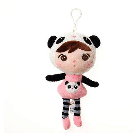 Chaveiro Metoo Doll Boneca Jimbao Panda