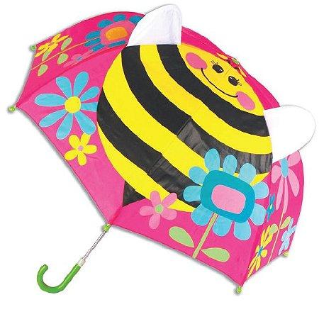Guarda-chuva infantil 3D Abelha Stephen Joseph