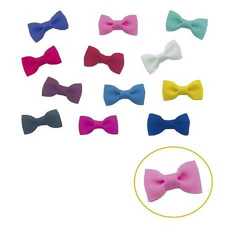 Lacinhos de gorgurão para colar com Girlie Glue cores diversas (dúzia)