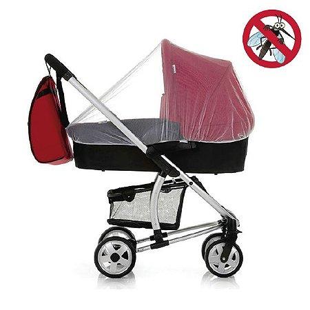 """Mosqueteiro Multiuso para carrinho de Bebê """"Safe Nap"""""""