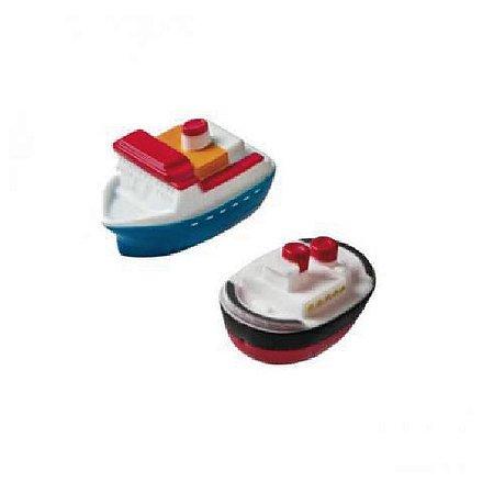 Brinquedo Barquinhos para Banho (branco) - Girotondo Baby