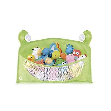 Cesta Organizadora de Brinquedos de Banho - Verde - Munchkin