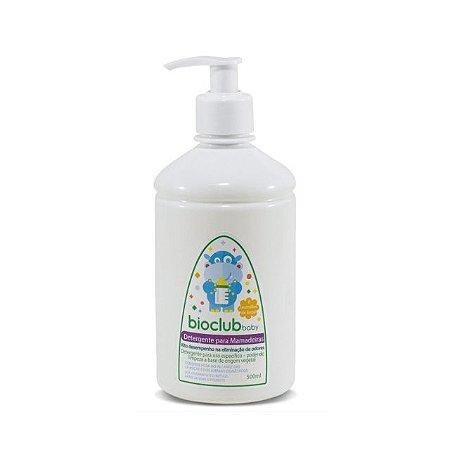 Detergente orgânico para mamadeiras e utensílios do bebê – 500 ml – Bioclub Baby