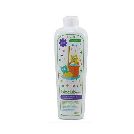 Limpeza de Chão Concentrado Orgânico – 500 ml - Bioclub Baby