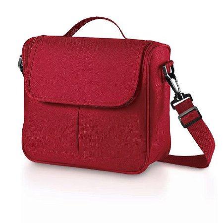 Bolsa térmica cooler bag - Vermelha - Multikids Baby