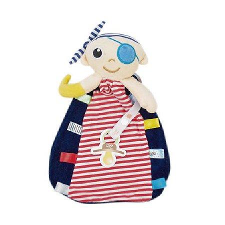 Blanket tag - Pirata - Zip Toys